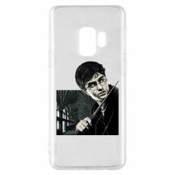 Чехол для Samsung S9 Harry Potter