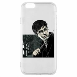 Чехол для iPhone 6/6S Harry Potter