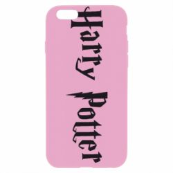 Чехол для iPhone 6 Plus/6S Plus Harry Potter