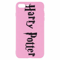 Чехол для iPhone 8 Plus Harry Potter - FatLine