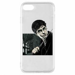 Чехол для iPhone 8 Harry Potter