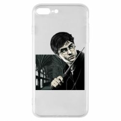 Чехол для iPhone 8 Plus Harry Potter