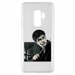 Чехол для Samsung S9+ Harry Potter