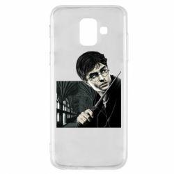 Чехол для Samsung A6 2018 Harry Potter