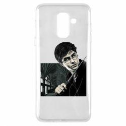 Чехол для Samsung A6+ 2018 Harry Potter