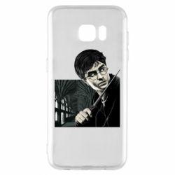 Чехол для Samsung S7 EDGE Harry Potter