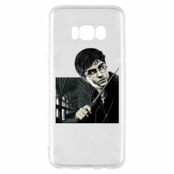 Чехол для Samsung S8 Harry Potter