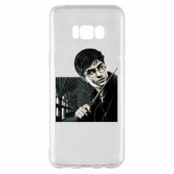 Чехол для Samsung S8+ Harry Potter