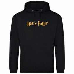 Толстовка Harry Potter - FatLine