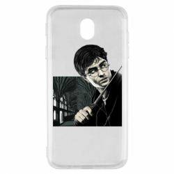 Чехол для Samsung J7 2017 Harry Potter