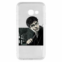 Чехол для Samsung A3 2017 Harry Potter