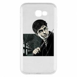 Чехол для Samsung A7 2017 Harry Potter