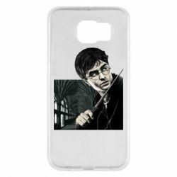 Чехол для Samsung S6 Harry Potter