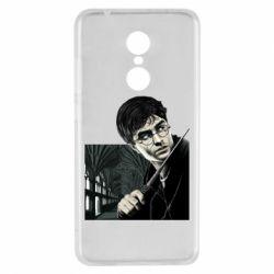 Чехол для Xiaomi Redmi 5 Harry Potter