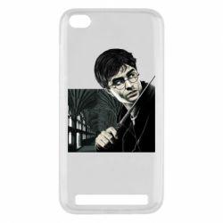 Чехол для Xiaomi Redmi 5a Harry Potter
