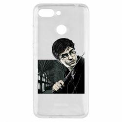 Чехол для Xiaomi Redmi 6 Harry Potter
