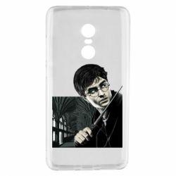 Чехол для Xiaomi Redmi Note 4 Harry Potter