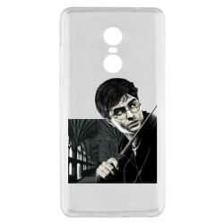 Чехол для Xiaomi Redmi Note 4x Harry Potter