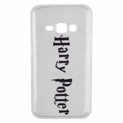Чехол для Samsung J1 2016 Harry Potter