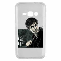 Чехол для Samsung J1 2016 Harry Potter