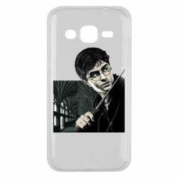 Чехол для Samsung J2 2015 Harry Potter