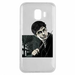 Чехол для Samsung J2 2018 Harry Potter