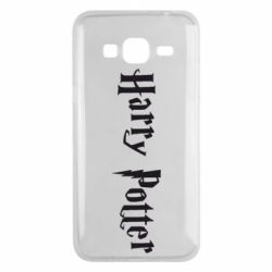 Чехол для Samsung J3 2016 Harry Potter