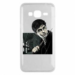 Чехол для Samsung J3 2016 Harry Potter