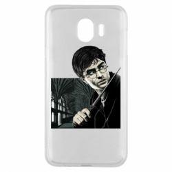 Чехол для Samsung J4 Harry Potter