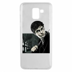 Чехол для Samsung J6 Harry Potter