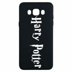 Чехол для Samsung J7 2016 Harry Potter