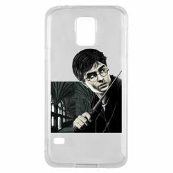 Чехол для Samsung S5 Harry Potter