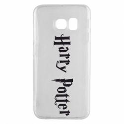 Чехол для Samsung S6 EDGE Harry Potter - FatLine