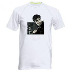 Мужская спортивная футболка Harry Potter