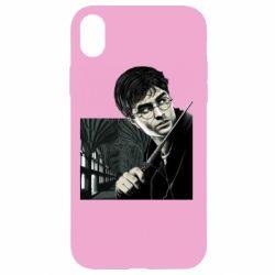 Чехол для iPhone XR Harry Potter