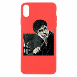 Чехол для iPhone Xs Max Harry Potter
