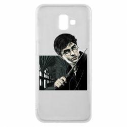 Чехол для Samsung J6 Plus 2018 Harry Potter