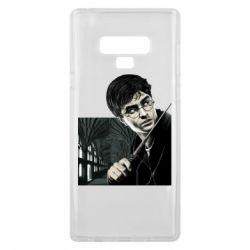 Чехол для Samsung Note 9 Harry Potter