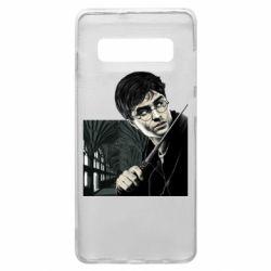 Чехол для Samsung S10+ Harry Potter