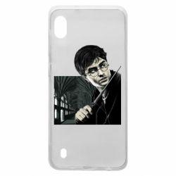 Чехол для Samsung A10 Harry Potter