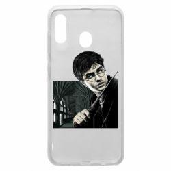 Чехол для Samsung A20 Harry Potter