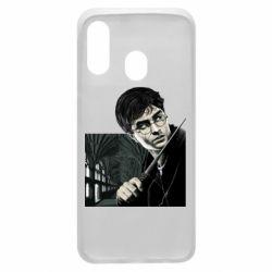 Чехол для Samsung A40 Harry Potter
