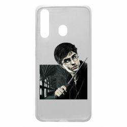 Чехол для Samsung A60 Harry Potter