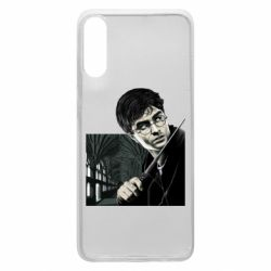 Чехол для Samsung A70 Harry Potter