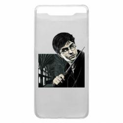 Чехол для Samsung A80 Harry Potter