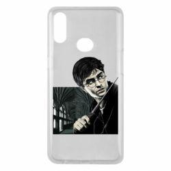 Чехол для Samsung A10s Harry Potter