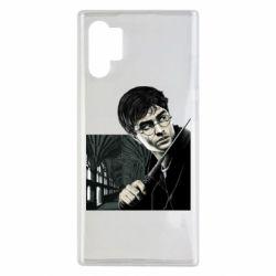 Чехол для Samsung Note 10 Plus Harry Potter