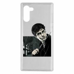 Чехол для Samsung Note 10 Harry Potter