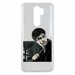 Чехол для Xiaomi Redmi Note 8 Pro Harry Potter