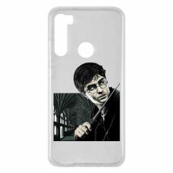 Чехол для Xiaomi Redmi Note 8 Harry Potter